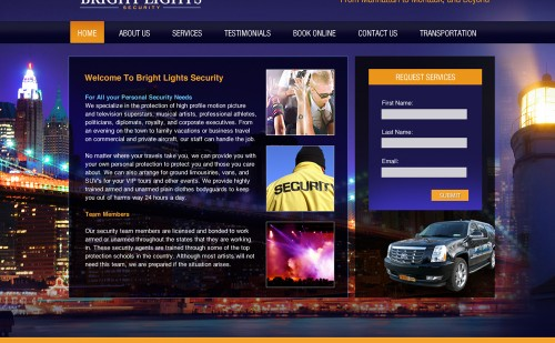 Bright Lights Security
