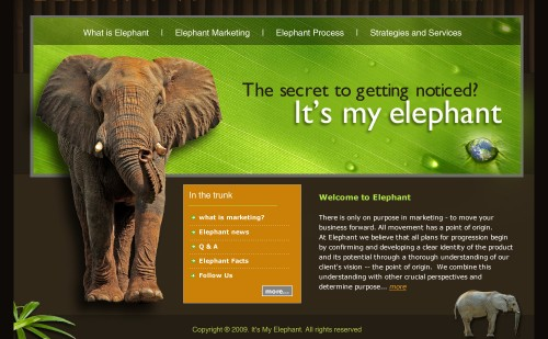 Elephant Marketing