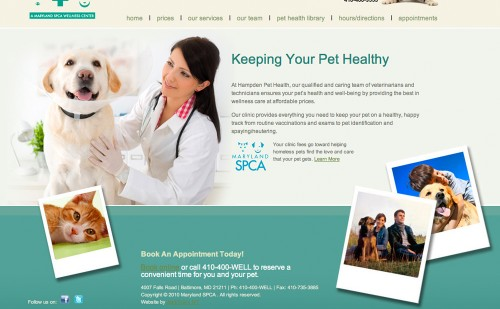 Hampden Pet Health