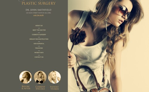 Pastic Surgery Template