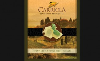 Carriola - Label Design