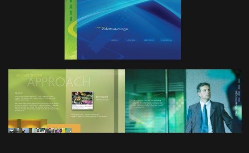 Creative Image Corporate Brochure
