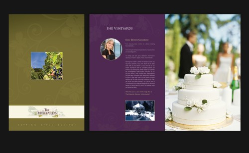 The Vineyards - Corporate Brochure