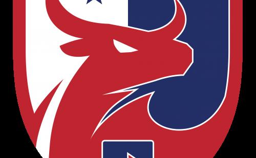 Smithtown Bulls Mascot Logo