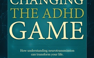 Changing The ADHD Game - Book Cover